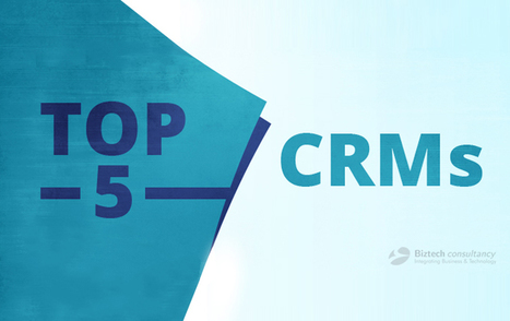 Top 5 CRMs that can be integrated with Magento | Magento Development | Scoop.it