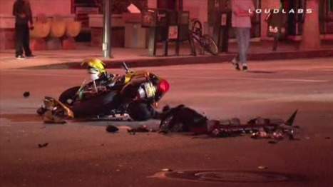 Motorcyclist Killed in North Hollywood Hit-and-Run - NBC Southern California | CLOVER ENTERPRISES ''THE ENTERTAINMENT OF CHOICE'' | Scoop.it