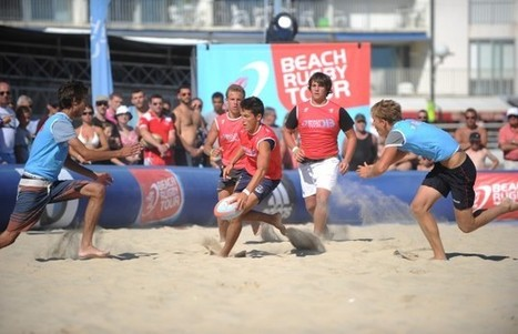 Le Beach Rugby Tour dévoile son programme ! | Business, Sports & Sport business ! | Scoop.it