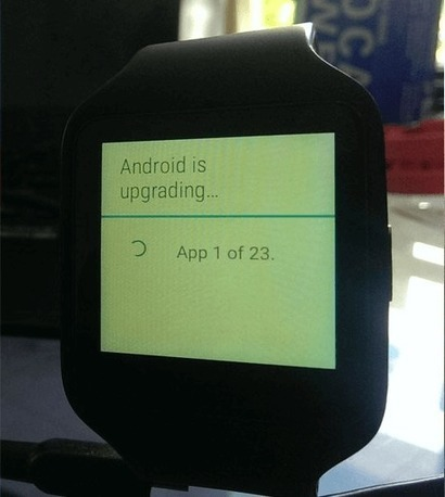 Sony SmartWatch 3 Android Wear 5.1.1 update rolling – Brings Wi-Fi support & Wrist Gestures | Mobile Technology | Scoop.it