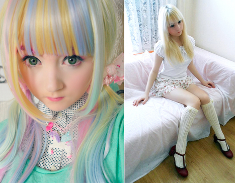 Real-Life People Who Have Become Dolls | leapmind | Scoop.it