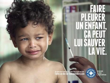 Faites pleurer un enfant… pour son bien | Non profit and fundraising | Scoop.it