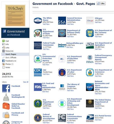 Five Mega-trends: How Social Media is Transforming Government | Social Nonprofits | Scoop.it