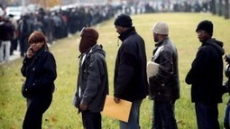 The Deteriorating Black Unemployment Rate – Up Again @ 12.4%. - ThyBlackMan | Black People News | Scoop.it