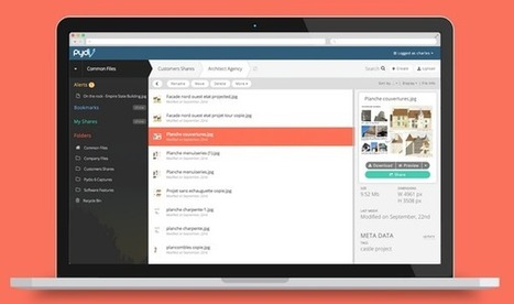 Dropbox-Alternative: Filesharing-Software Pydio 6 - Heise Newsticker | Software | Scoop.it
