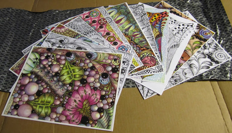 Reply to Giveaway-Carolyn Boettner's Coloring Pages!!! | Artistic Line Designs-all free | Scoop.it