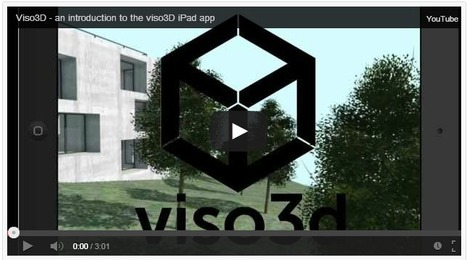Viso3D Review: Converting your .skp Models to iPad Viewer | SketchUp Library | Scoop.it