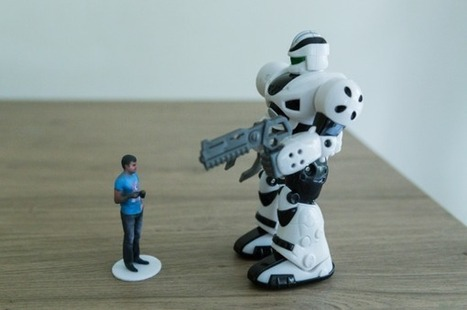 3ders.org - Start your own 3D scanning business with Artec's Shapify.Pro and Kinect | 3D Printer News & 3D Printing News | 3d design and printing | Scoop.it