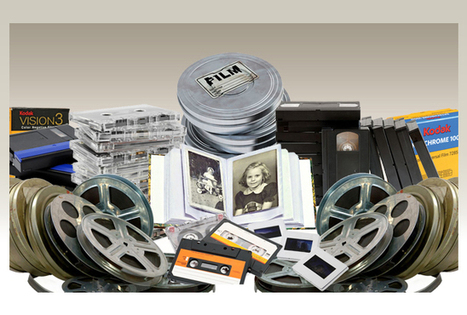 Film, Video & Audio Transfer, Photo Slide Scanning, Digitizatin Service SF Bay Area | Personal | Scoop.it