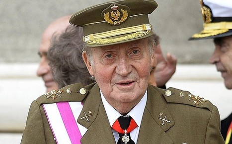 King Juan Carlos abdicates - good, bad and ugly moments in a 40-year reign - Telegraph | News round the Globe especially unacceptable behaviour | Scoop.it