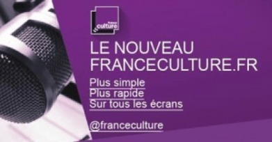 France Culture lance un nouveau site web | Radioscope | Scoop.it