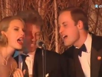 Prins William zingt met Taylor Swift en Bon Jovi | MaCuSa | Scoop.it