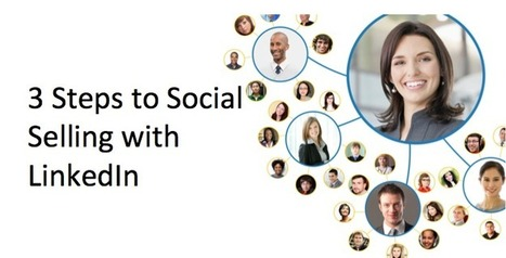 3 Steps to Social Selling with LinkedIn   Social Leads Generation   Scoop.it