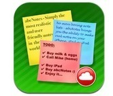 Don't Miss These Awesome Note Taking Apps for iPad | The Best Of Mlearning iPaded BYOD | Scoop.it