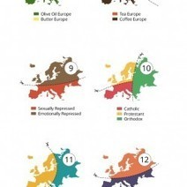Tearing Europe Apart | Visual.ly | Cross-cultural competence | Scoop.it