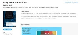 Learning and Teaching with iPads: Using iPads in Visual Arts | iPads, MakerEd and More  in Education | Scoop.it