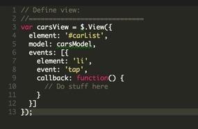 TruckJS - A Framework for Making Mobile Apps | js bucket | Scoop.it