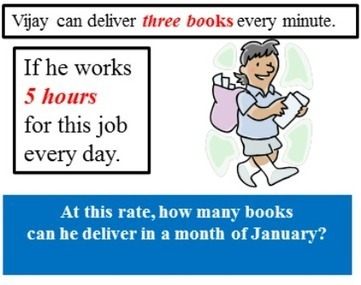 He deliver books every minute!   THE MORE YOU PRACTICE MATHS, THE MORE SURE YOU ARE!   Scoop.it