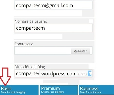 Crear un blog en WordPress (#gratis) | Confesiones de una Community Manager | Web 2.0 y sus aplicaciones | Scoop.it