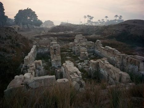 """""""Lost City"""" of Tanis Found, but Often Forgotten -- National Geographic 