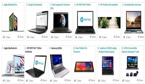 The Best 14 Laptops for Educators ~ Educational Technology and Mobile Learning | Edtech PK-12 | Scoop.it