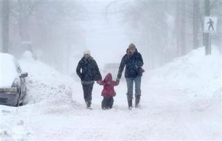 White Christmas? Dream on: Environment Canada says snow less likely over time | Climate change challenges | Scoop.it