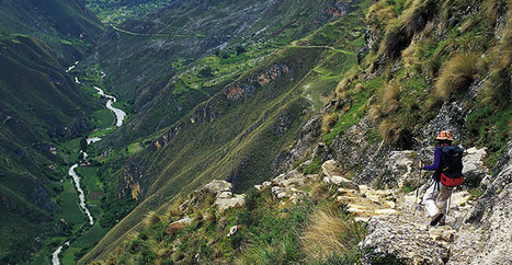 Inka Naani: sendero inca entre Áncash y Huánuco | Arqueologia del Peru | Kiosque du monde : Amériques | Scoop.it