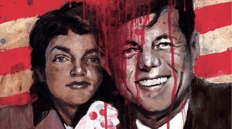 JFK : du film de Zapruder à la BD de Christian de Metter | A propos de la bande dessinée | Scoop.it