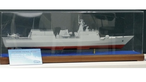 Plus de détails sur le choix par l'Argentine de corvettes chinoises P18 (version export des Type 056) | Newsletter navale | Scoop.it