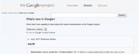 What's new in Google+ | Google+, Pinterest, Facebook, Twitter y mas ;) | Scoop.it