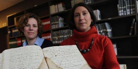 Les textes anciens déchiffrés lettre à lettre | Rhit Genealogie | Scoop.it