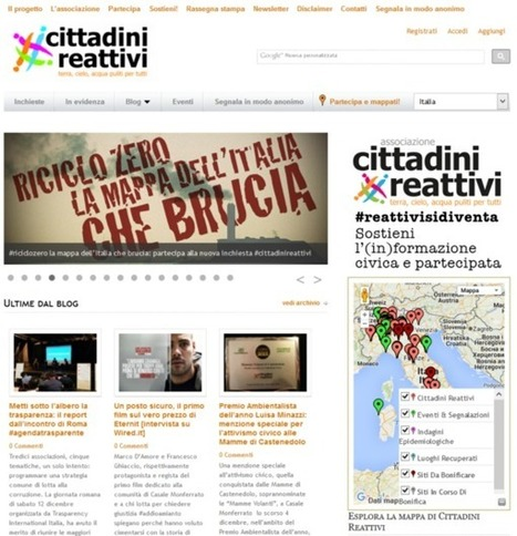 Innovation for journalism in the public interest. In Italy too. | Web Journalism & Co. | Scoop.it