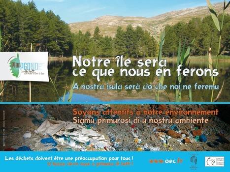 Plan de gestion et de prévention des déchets non dangereux : le ... | Le développement durable en Corse | Scoop.it