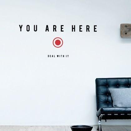 40 Innovative Wall Stickers by Hu2 Design | sad_qain | Scoop.it