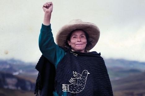 Maxima Acuna : la paysanne péruvienne qui lutte contre l'accaparement des terres | BSAscoop | Scoop.it