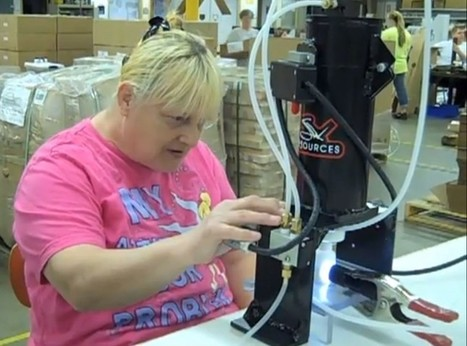 Student-built EZ Squeeze increases productivity for workers with disabilities | Learning Technologies | Scoop.it