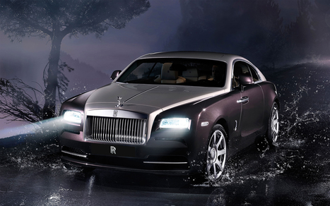 The luxury that (practically) drives itself | Cars | Scoop.it