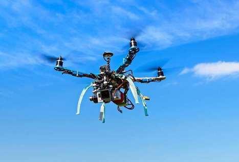 Drones: la NASA réfléchit à un contrôle aérien automatisé | SandyPims | Scoop.it