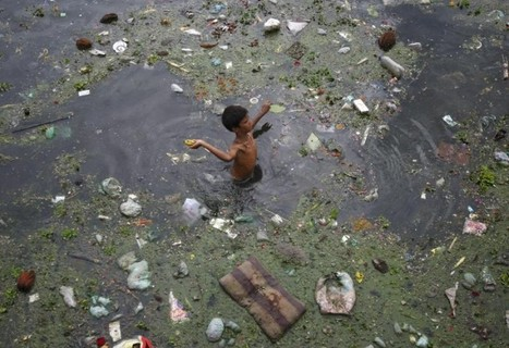 Water in half of India's rivers is undrinkable - report   Sustain Our Earth   Scoop.it