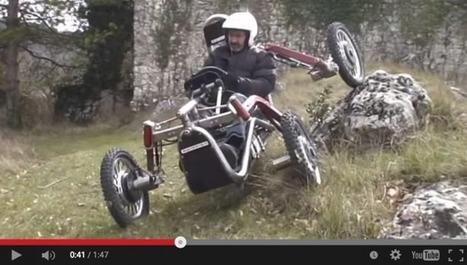 Vidéo : Swincar, l'incroyable voiture électrique araignée ! | Cyber ferme | Scoop.it