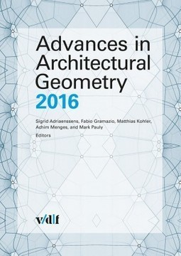 Advances in Architectural Geometry 2016-eBook | a3 _ research | Scoop.it