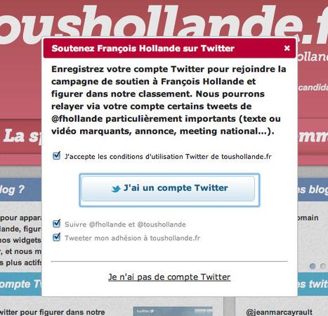Débat des primaires sur Twitter, l'attaque des robots hollandistes | LYFtv - Lyon | Scoop.it