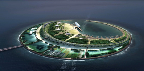 Diller Scofidio + Renfro ganan concurso para una Eco-Isla en China | retail and design | Scoop.it
