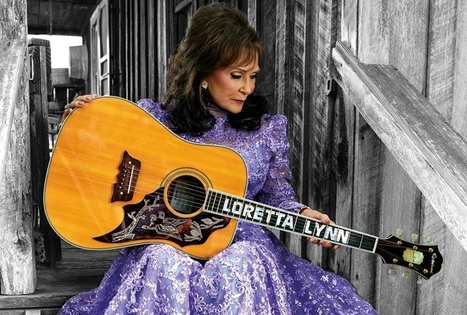 Loretta Lynn Comes 'Full Circle' With Release Of First Album in 10 Years | Country Music Today | Scoop.it