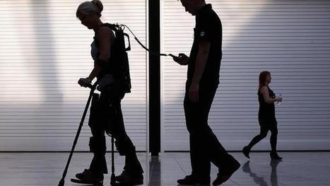 Ekso exoskeleton: Helping the paralysed walk | Education Technology | Scoop.it