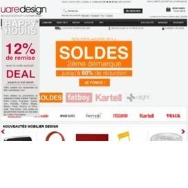 effectuer vos achats en ligne sur u are design à prix moins avec des codes de réductions | bon promo | Scoop.it