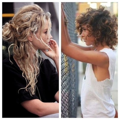 Ten Things Only Curly Hair Girls Will Understand | StyleNoted | How To Love Your Hair (Care!) | Scoop.it
