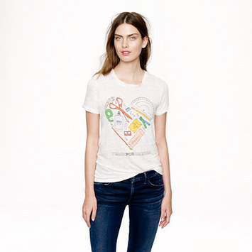 J.Crew for Teach For America linen tee   Teach for America: Is it Effective?   Scoop.it