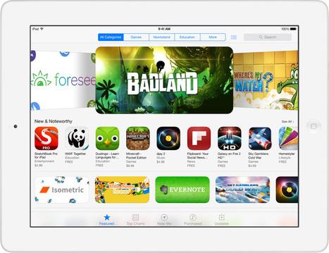 Apple - iOS 7 - What is iOS | Tech Mentor | Scoop.it