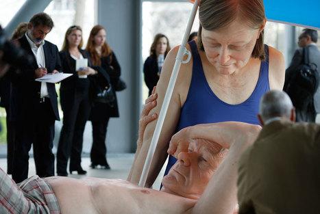 Australian artist Ron Mueck opens exhibition at Fondation Cartier pour l'art contemporain   Art Daily   Océanie   Scoop.it
